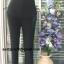 กางเกง บิ๊กไซด์บุผ้าดับเบิ้ลวุลพรีเมี่ยมด้านใน แต่งลายผ้าที่ด้านข้างสะโพก 2 ข้าง thumbnail 1