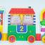 จิ้กซอว์รถไฟ ABC และ 123 ขนาดใหญ่ (Giant ABC&123 Trains Jigsaw Puzzle) thumbnail 5
