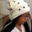 หมวกทอไหมพรมขนกระต่าย thumbnail 1