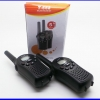 วิทยุสื่อสาร สองทาง walkie talkie T-668 mini pocket PMR transceiver T668 two way radio 8Channels