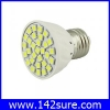 LDL010 หลอดไฟLED Downlight SMD 5050 E27-30SMD 3.5W 12V แสงสีขาว 6000K (อายุการใช้งาน40000ชั่วโมง )