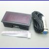 เครื่องวัดความเร็วรอบ เครื่องวัดรอบ พร้อม พร็อกซิมิตี้เซนเซอร์ 10-9999 RPM Digital Tachometer RPM Speed Meter + Hall Proximity Switch Sensor NPN