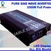 SIN014 อินเวอร์เตอร์ โซล่าเซลล์ RELIABLE Inverter 3500W Pure Sine Wave Inverter 7000W Peak Power เครื่องแปลงไฟ 24VDC เป็น 220VAC/50Hz (สินค้าPre-Order 1-2 สัปดาห์)