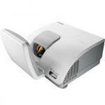 "D795WT สำหรับฉายระยะใกล้จ๊ะ! 3000 ANSI Lumens, WXGA (1280x800), 2,500:1, 6,000 Hours (Eco Mode), (ระยะการฉายภาพ 22.4mm for 87"") โทรเลยจ๊ะ 0955397446 คุณกิ่ง"