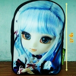 กระเป๋าเป้ รูปผู้หญิง น่ารักๆๆ (สินค้ามาใหม่ล่าสุด)