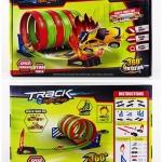 รถรางตีลังกา Track Racing