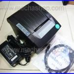 GP58130IC : เครื่องพิมพ์ใบเสร็จ (ตัดกระดาษอัตโนมัติ) 58mm Thermal Receipt Printer with Auto Cutter, Pos Printer, GP58130IC Support Driver ESPON, SAMSUNG