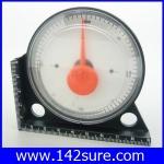msd019: เครื่องวัดองศาอนาล็อก เครื่องวัดมุมอนาล็อก มิเตอร์วัดมุม 0-90องศา Inclinometer Angle Finder Tool (Made in China)