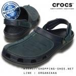 M7 (26 cm) : Crocs Yukon Mesa Clog - Navy ของแท้ Outlet ไทยและอเมริกา