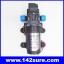 SOP039 ปั้มน้ำโซล่าปั้ม โซล่าปั้มน้ำดีซี แรงดันไฟ24VDC กำลังไฟ80W ปั้มน้ำได้ 5.5 ลิตร/นาที Micro diaphragm pump thumbnail 4