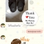 Fitflop Men's Gogh Moc Slide Adjustable Chocolate Brown ของแท้ นำเข้าจาก USA และ UK thumbnail 3
