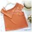 เสื้อแฟชั่นผ้าฮานาโกะ (สีส้มอิฐ) ปาดไหล่ข้างเดียว ตัดแต่งผ้าช่วงอกเก๋ๆ เพิ่มสายเดี่ยวเพื่อความมั่นใจให้ลุคสวยเปรี้ยว thumbnail 7