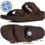 Fitflop Men's Gogh Moc Slide Adjustable Chocolate Brown ของแท้ นำเข้าจาก USA และ UK thumbnail 1