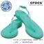 W7 (24.5 cm.) : Crocs Really Sexi T-Strap Sandal - Tropical Teal ของแท้ Outlet ไทยและอเมริกา thumbnail 1