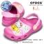 J1 (21.5 cm.) : Creative Crocs Hello Kitty Plane Clog - Fuchsia ของแท้ Outlet ไทยและอเมริกา thumbnail 1