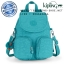 Kipling Firefly Up Backpack - Turquoise Dream (Belgium) thumbnail 1