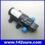 SOP037 ปั้มน้ำโซล่าปั้ม โซล่าปั้มน้ำดีซี แรงดันไฟ12VDC กำลังไฟ60W ส่งน้ำได้80เมตร Micro diaphragm pump 5L/min thumbnail 1