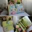 กระเป๋าเงิน ยาว แบบ 2 ชั้น ใส่บัตรจุใจได้ 25 บัตร ผ้าญี่ปุ่นแท้ทั้งใบ ซักได้ thumbnail 1