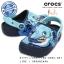 J3 (22.5 cm.) : Crocs Fun Lab Lights Clog - Shark / Navy ของแท้ Outlet ไทยและอเมริกา thumbnail 1