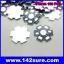 SIK001-M: Heat Sink Aluminum ระบายความร้อน หลอดไฟ LED High Power 1W 3W 5W (จำนวน100ชิ้น) thumbnail 1