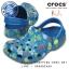 J1 (21.5 cm.) : Crocs Kids Classic Summer Fun Clog - Ultramarine ของแท้ Outlet ไทยและอเมริกา thumbnail 1