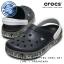 M5/W7 (24 cm.) : Crocband Holiday Clog - Black ของแท้ Outlet ไทยและอเมริกา thumbnail 1