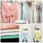 เสื้อแฟชั่น ผ้าฮานาโกะ สีพาสเทล ม่วง แขนกุด ผูกโบว์ด้านหลัง แบบสวยน่ารัก สินค้าคุณภาพ ราคาไม่แพง thumbnail 5