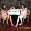 W7 (24 cm.) : Crocs Women's Leigh Wedge - Wild Orchid / Charcoal ของแท้ Outlet ไทยและอเมริกา thumbnail 3