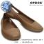 W7 (24.5 cm.) : Crocs Sienna Flat - Bronze ของแท้ Outlet ไทยและอเมริกา thumbnail 1