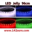 LFC006 LED Jelly Flexibleไฟยางท่อนละ 96 cm. ดัดงอได้ ตัดได้-ต่อได้ (กันน้ำ) ยี่ห้อ OEM รุ่น 96cm thumbnail 1