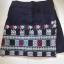กางเกงกระโปรงผ้าปักลาย thumbnail 3