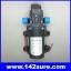 SOP037 ปั้มน้ำโซล่าปั้ม โซล่าปั้มน้ำดีซี แรงดันไฟ12VDC กำลังไฟ60W ส่งน้ำได้80เมตร Micro diaphragm pump 5L/min thumbnail 3