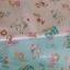 คอตตอนญี่ปุ่นลายBaby สีชมพูอ่อนๆ เหมาะสำหรับเด็กเนื้อผ้านิ่ม thumbnail 2