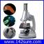 SCI001 กล้องจุลทรรศน์ กล้องไมโครสโคป พร้อมอุปกรณ์ 100x 400x 900x Zooming Microscope with Discovery Kit thumbnail 1