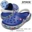 M8/W10 (26 cm.) : Crocband Holiday Lights Clog - Blue Jean / White ของแท้ Outlet ไทยและอเมริกา thumbnail 1