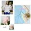 เสื้อผ้าแฟชั่นสวยๆ เสื้อทำงาน (สีม่วงพาสเทล) ผ้าฮานาโกะ แต่งระบายเอว มีสายมัดโบว์ สวยหวานสไตล์เกาหลี ใส่ได้หลายสไตล์ เว้าคอ มีซิปหลัง ใส่ได้ทุกโอกาส thumbnail 8