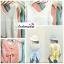 เสื้อแฟชั่น ผ้าฮานาโกะ สีพาสเทล ม่วง แขนกุด ผูกโบว์ด้านหลัง แบบสวยน่ารัก สินค้าคุณภาพ ราคาไม่แพง thumbnail 4
