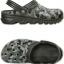 M7/W9 (26 cm.) : Crocs Duet Max Camo Clog - Graphite ของแท้ Outlet ไทยและอเมริกา thumbnail 2
