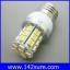 SMD104 หลอดไฟ LED E27-5050 27SMD 3W 270LM 220V สีขาวอมเหลือง 3000K อายุการใช้งาน40,000ชั่วโมง thumbnail 1