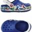 J3 (23 cm.) : CrocsLights Holiday Clog - Blue Jean ของแท้ Outlet ไทยและอเมริกา thumbnail 2