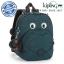Kipling Fast Kids Backpack - Emerald Combo (Belgium) thumbnail 1