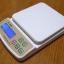 เครื่องชั่งดิจิตอล ตาชั่งดิจิตอล เครื่องชั่งอาหาร เครื่องชั่งน้ำหนัก Digital balance scale 10kg ความละเอียด 1g SF-400A สินค้าเกรด A thumbnail 1