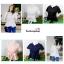 เสื้อผ้าแฟชั่นสวยๆ เสื้อทำงานสีโอรส ผ้าฮานาโกะ แต่งระบายเอว มีสายมัดโบว์ สวยหวานสไตล์เกาหลี ใส่ได้หลายสไตล์ เว้าคอ มีซิปหลัง ใส่ได้ทุกโอกาส thumbnail 7