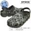 M7/W9 (26 cm.) : Crocs Duet Max Camo Clog - Graphite ของแท้ Outlet ไทยและอเมริกา thumbnail 1