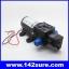 SOP038 ปั้มน้ำโซล่าปั้ม โซล่าปั้มน้ำดีซี แรงดันไฟ12VDC กำลังไฟ80W ส่งน้ำได้60เมตร Micro diaphragm pump 6L/min thumbnail 2