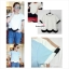 เสื้อแฟชั่น เสื้อทำงาน ผ้าฮานาโกะ สีฟ้า แบบสวยน่ารัก สีทูโทน เอวหยัก เนื้อผ้านิ่ม อยู่ทรง ไม่ยับง่าย ใส่สบาย สินค้าคุณภาพ ราคาไม่แพง thumbnail 2