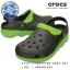 Crocs Duet Max Clog - Graphite / Volt Green ของแท้ Outlet ไทยและอเมริกา thumbnail 1
