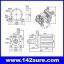 SOP019 ปั้มน้ำ โซล่าปั้ม พลังงานแสงอาทิตย์ โซล่าปั้มดีซี 900ลิตรต่อชั่วโมง DC 24V Mini DC water pump (ปั้มน้ำเหมาะสำหรับทำน้ำพุ น้ำตก อื่นๆ) thumbnail 6