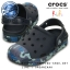 C10 (17.5 cm.) : Crocs Bump It Camo Clog - Navy ของแท้ Outlet ไทยและอเมริกา thumbnail 1