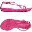 W7 (24.5 cm.) : Crocs Really Sexi Sandal - Fuchsia ของแท้ Outlet ไทยและอเมริกา thumbnail 2